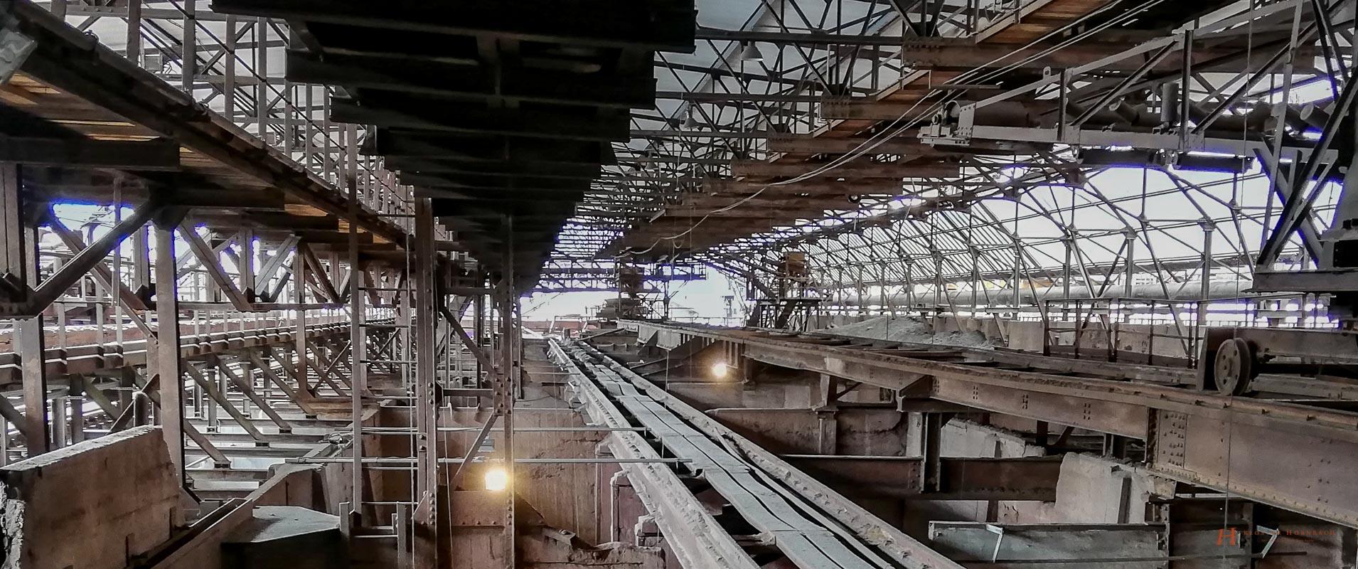 Völklinger Hütte - Unesco Weltkulturerbe - Industrieruine - Erholung in Rheinland Pfalz - Westpfalz Hotel - Top-Sehenswürdigkeiten