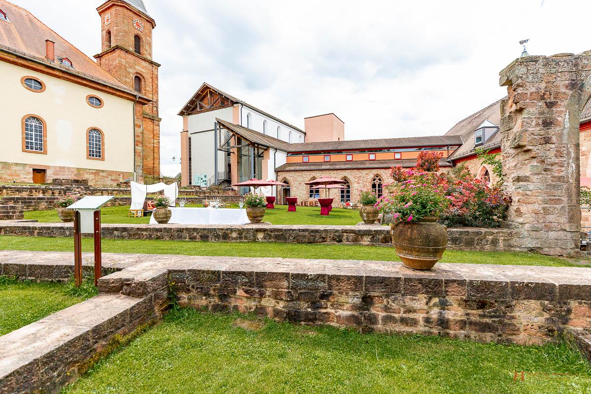 Tagungen in Rheinland Pfalz - Weihnachtsfeier und Weihnachtsevent - Kulinarische Teambuilding-Events - Kommunikation und Tagungshotel - Mitarbeiter-Motivation im Hotel Kloster Hornbach für Kreativität, Klausur und Kommunikation