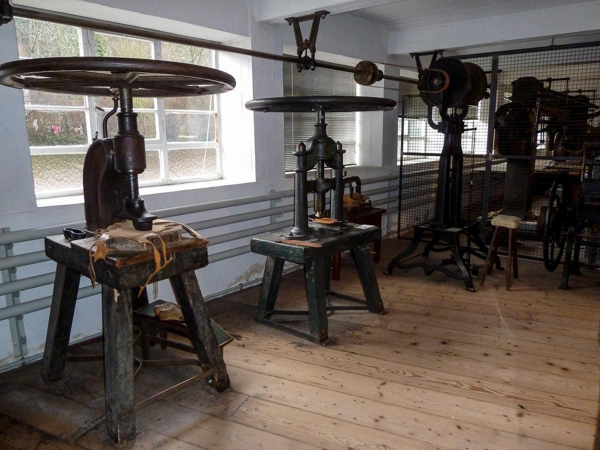 Ausflug Rheinland-Pfalz, Deutsches Schuhmuseum Hauenstein, Industriegeschichte