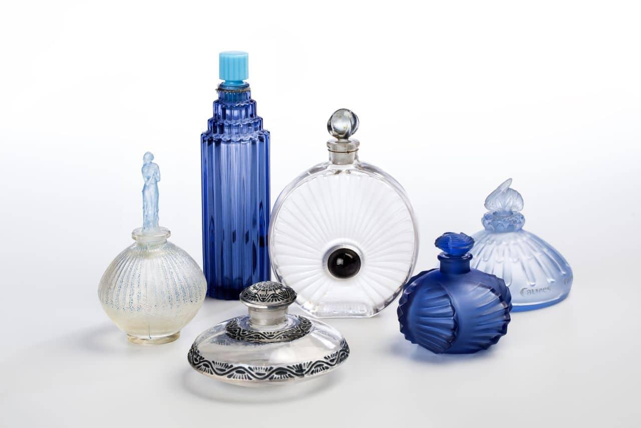 Musée Lalique - Parfumflakons © K. Faby - Coll. Musée Lalique (2)
