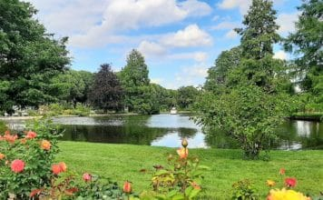 Ausflugsziel Rosengarten Zweibrücken – Sehenswürdigkeit Rheinland-Pfalz