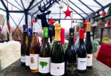 Auswahl an Pfälzer Weinen und Sekt aus dem Weinkeller des Hotel Kloster Hornbach
