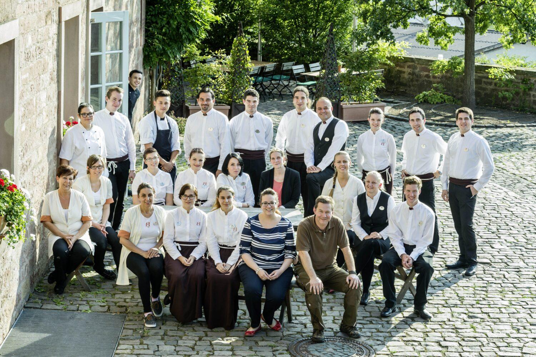 Das Team des Hotel Kloster Hornbach