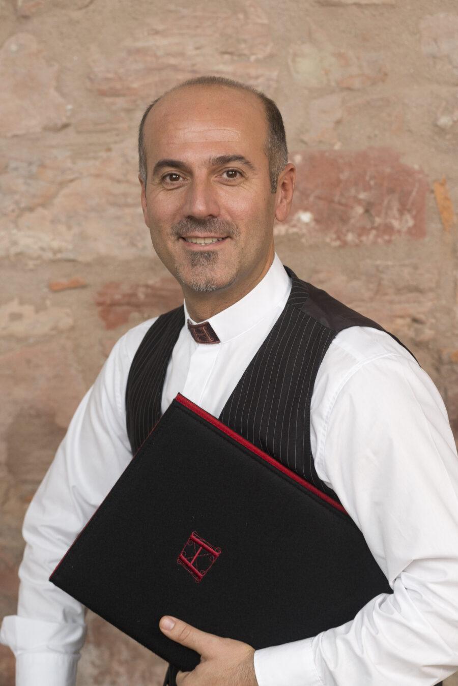 Yalcin Dolgun, Sommelier und Restaurantleiter, Hotel Kloster Hornbach, Beruf Sommelier, Weinkenner